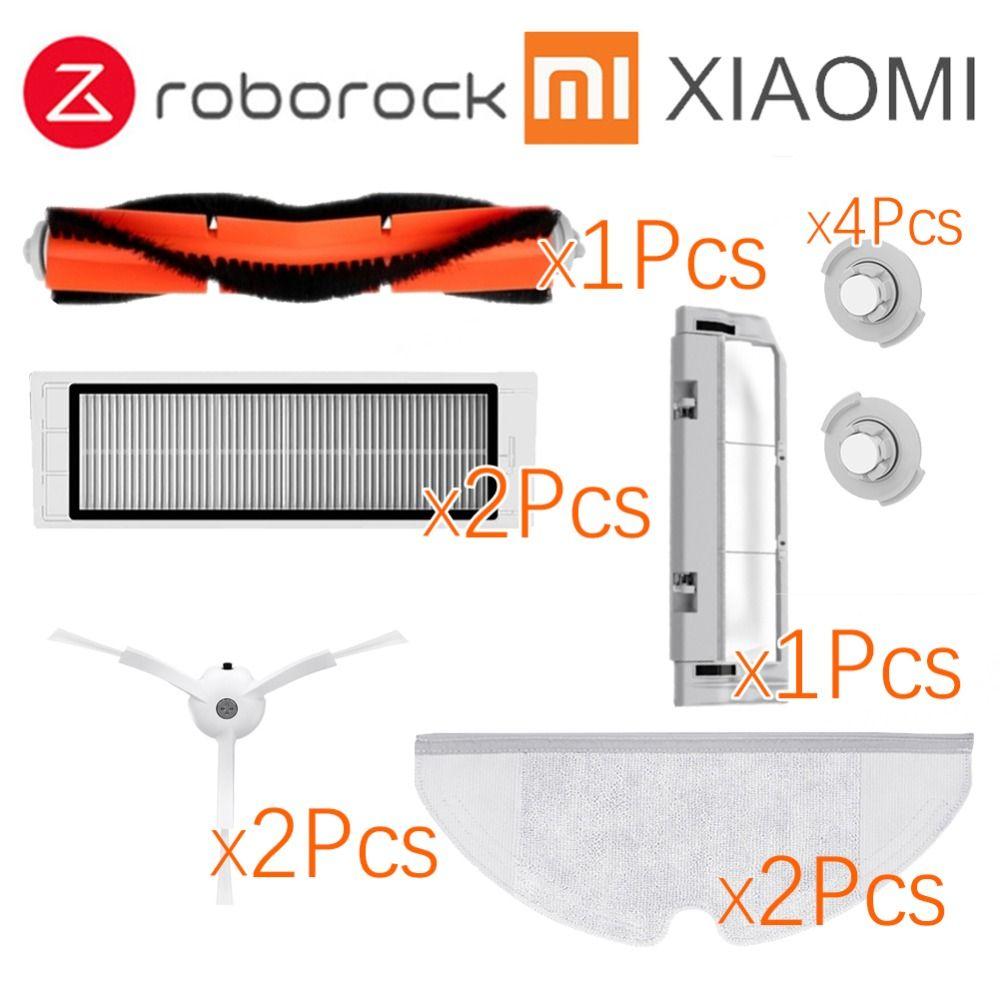 Comprar Xiaomi Roborock S50 S51 Robo Aspirador De Po Mop Kits De