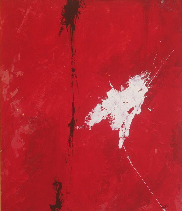 L'Agonia - Paintings by Joseph Piccillo - Paintings & Prints Abstract Organic - ArtPal | ArtPal thumbnail
