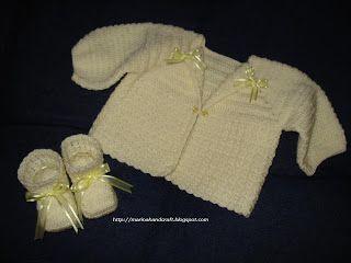 (¯`·._.· ♥♥♥ Hand Craft  ♥♥♥ ·._.·´¯): Ropita de Bebé