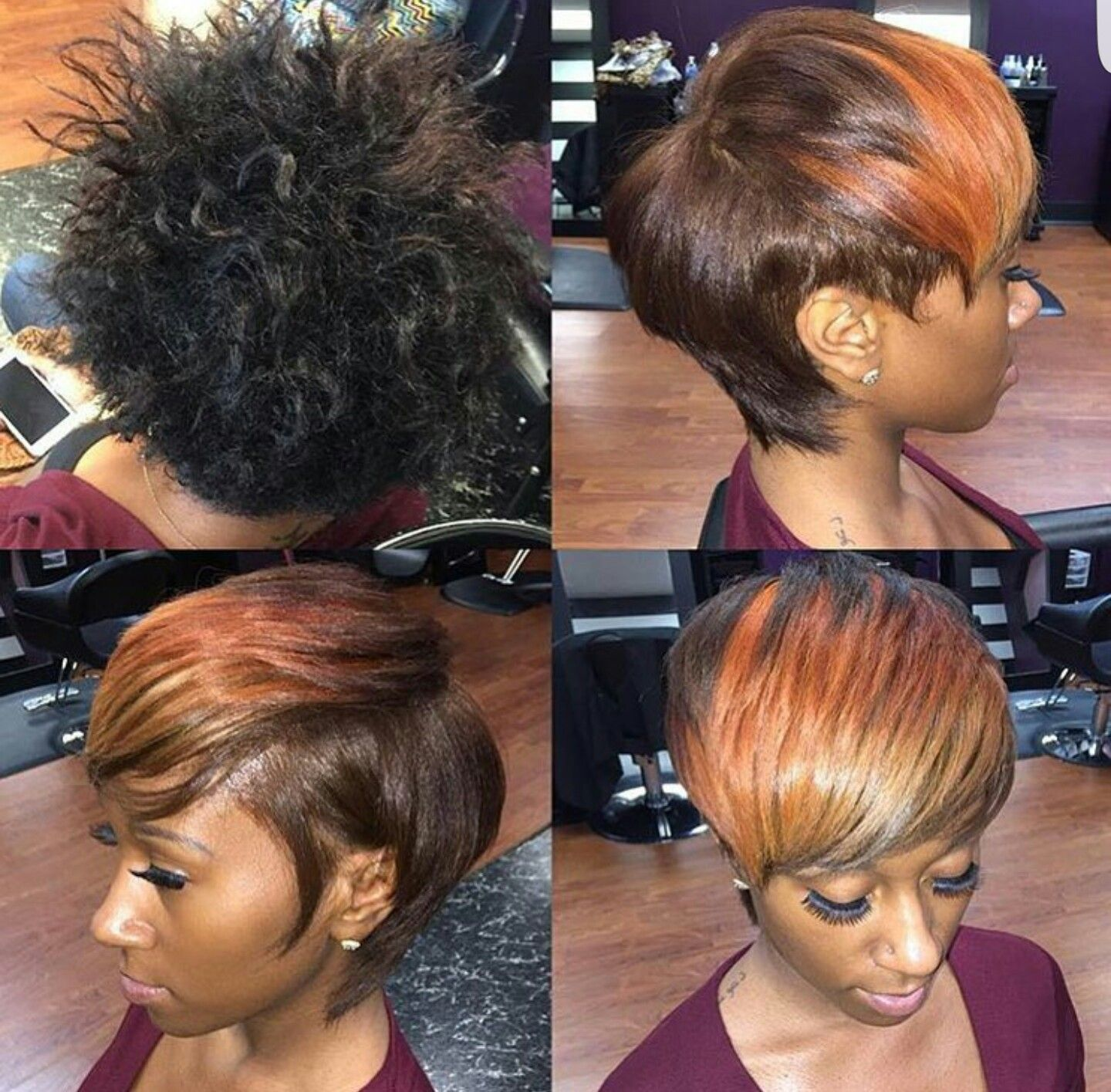 Pin by tiffany t on i am not my hair pinterest short hair