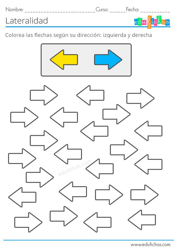 Esercizi Di Lateralita Per Bambini Learn Left And Right 2019 Ejercicios De Lateralidad Actividades De Matematicas Preescolares Ejercicios Para Preescolar