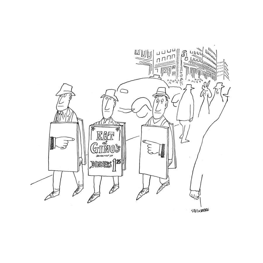 New Yorker Cartoon | desenhos rostos perfil | Pinterest