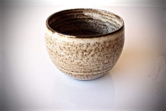 Handmade ceramic bowl  stoneware bowl  serving bowl  by BAYCLAY