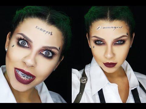halloween makeup tutorials joker halloween makeup