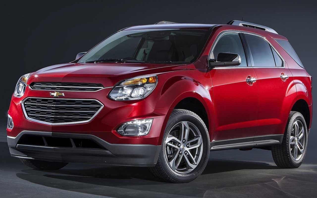 New 2017 Chevy Equinox Redesign http//www.carmodels2017