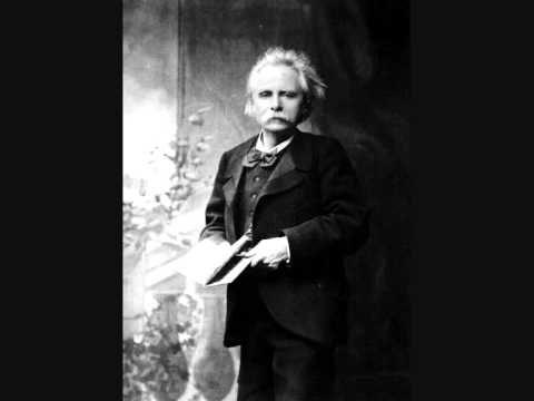 Edvard Grieg Wedding Day At Troldhaugen Orchestral Version Bryllupsdag Orchestra