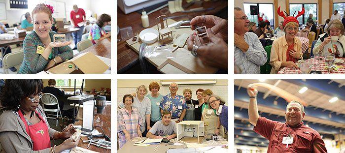 Guild School   Castine, Maine   IGMA   The International Guild of Miniature Artisans