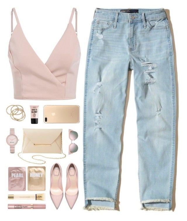 Boyfriend Jeans Boyfriend Jeans Fashion Polyvore