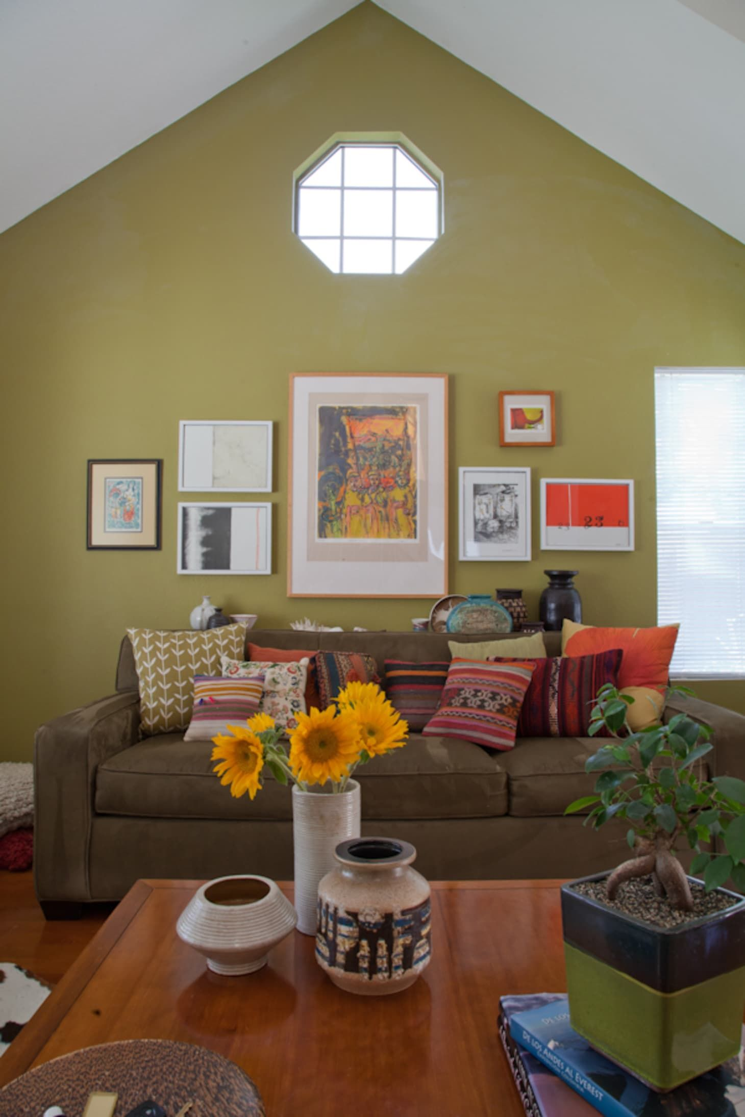 35 Olive Green Paint Ideas That'll Make Any Room Feel More ...