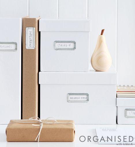 An Organised Life: De-Clutter