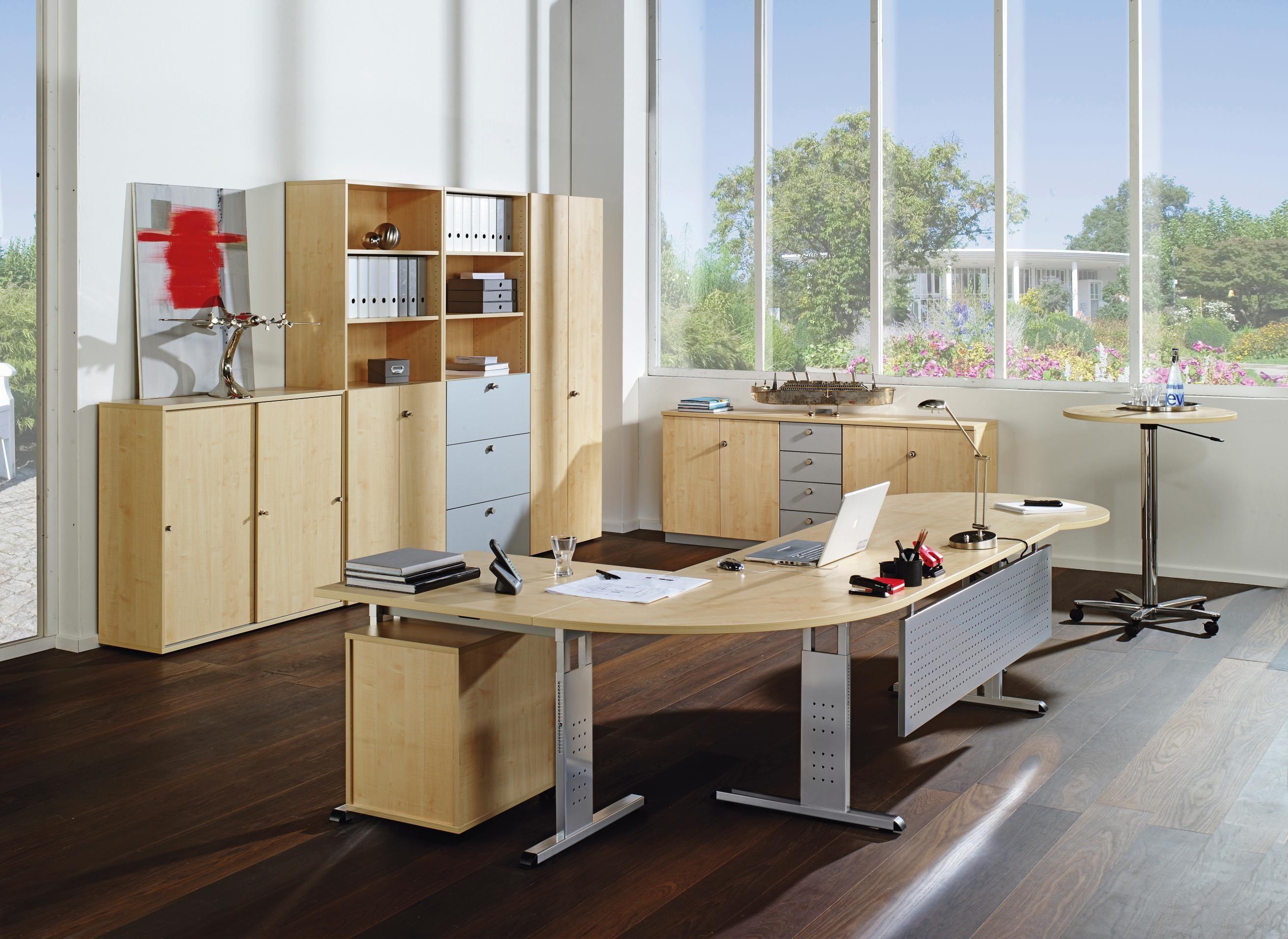 Höhenverstellbarer Schreibtisch: Zeitlos U0026 Praktisch!