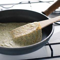 Crespelle alle due farine - Scuola di cucina - Donna Moderna ...