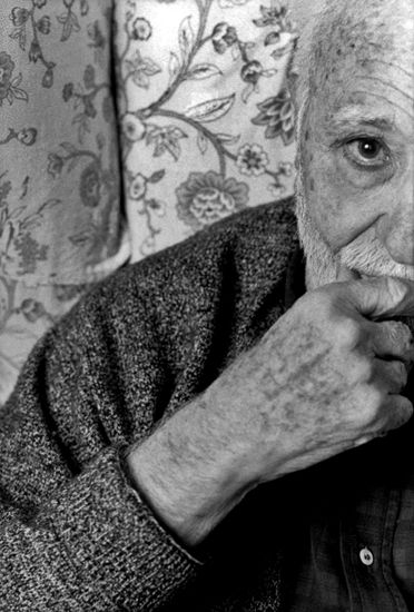 """Mario Monicelli"" photo by Marco Girolami ©"