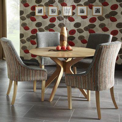 Home U0026 Haus Leucas Dining Table U0026 Reviews | Wayfair UK