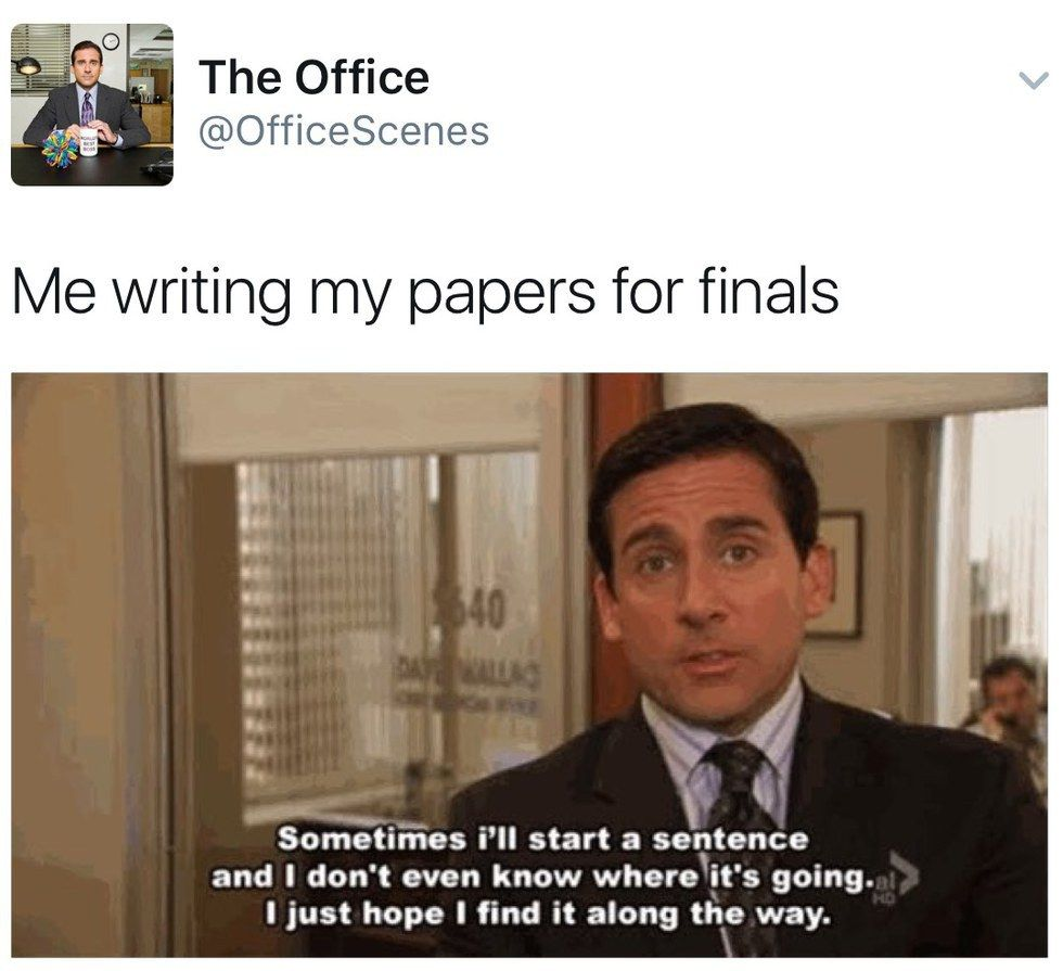 Top 18 Finals Memes With Images Office Quotes Senior Quotes