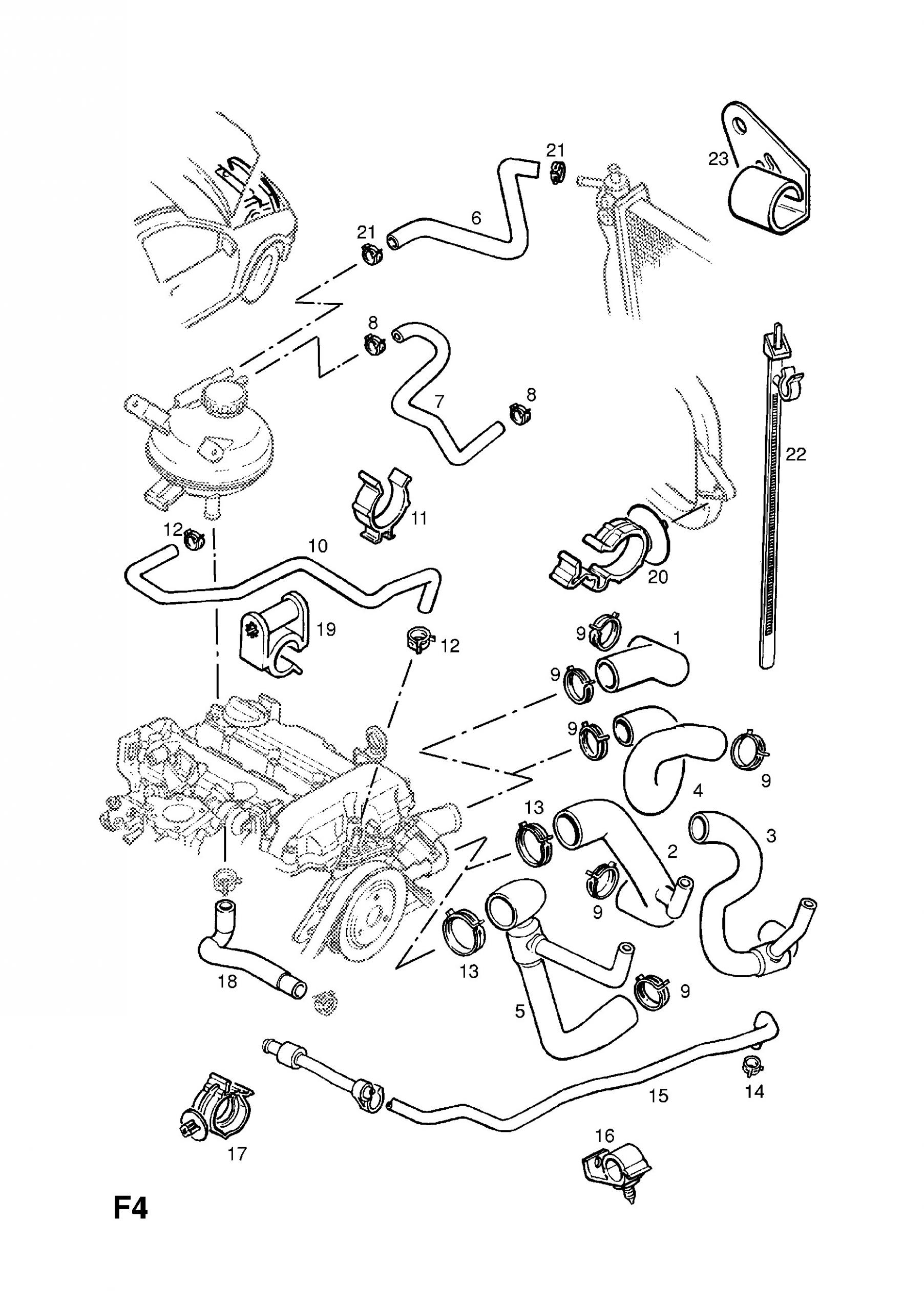 [DIAGRAM] Fuse Box Diagram For Corsa B