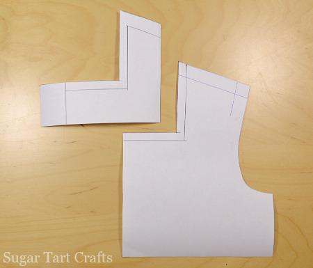 Photo of So ändern Sie die Form eines Ausschnitts und zeichnen eine passende Verkleidung. – Stich und Pink
