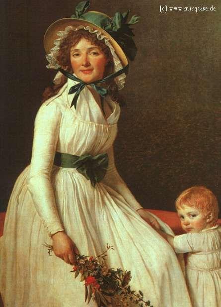 Mme Seriziat, 1795