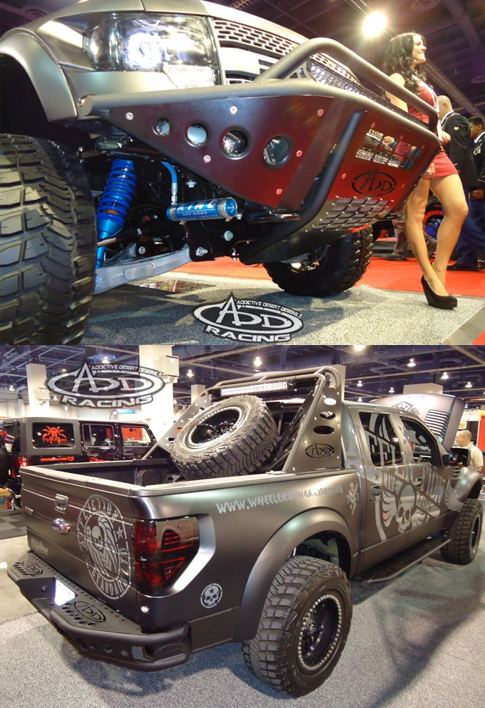 Shop Ford Raptor Aftermarket Parts Accessories At Add Trucks Ford Raptor Ford