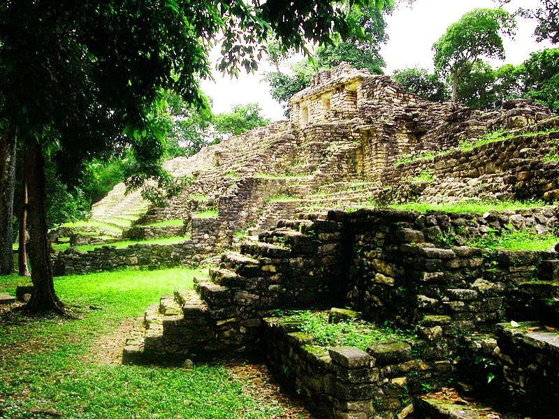 Yaxchilan MayaArchitecture Day Of Shamanic Journey Into - 7 ancient ruins of central america