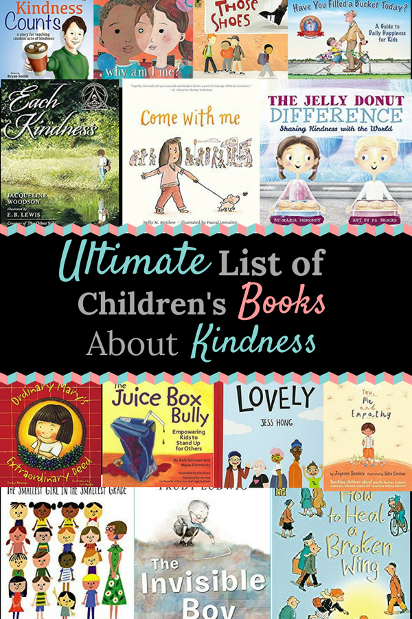 27 Children's Books to Teach Kindness is part of Toddler books, Books about kindness, Best children books, Childrens books, Books, Kids reading - Looking for ways to teach your children kindness  These 25 books are musthaves for your library to encourage compassion, gratitude, empathy and kindness