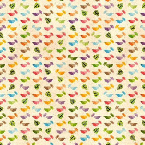"""Bird Leaves"" by Hannah Yoon"