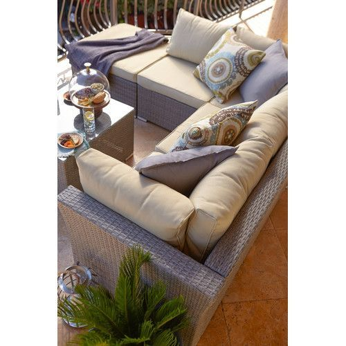 Found it at Wayfair - Fennia 5 Piece Seating Group with Cushion ...