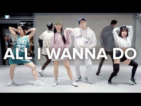 All I Wanna Do Jay Park X2f Mina Myoung X May J Lee X Sori Na
