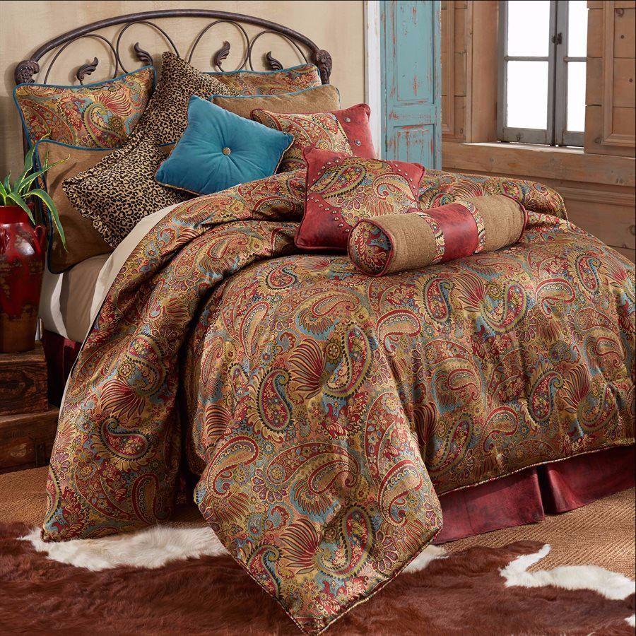 San Angelo Comforter Set