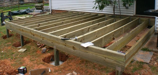 Greenworx Landscaping Outdoor Projects Decks Building A Deck