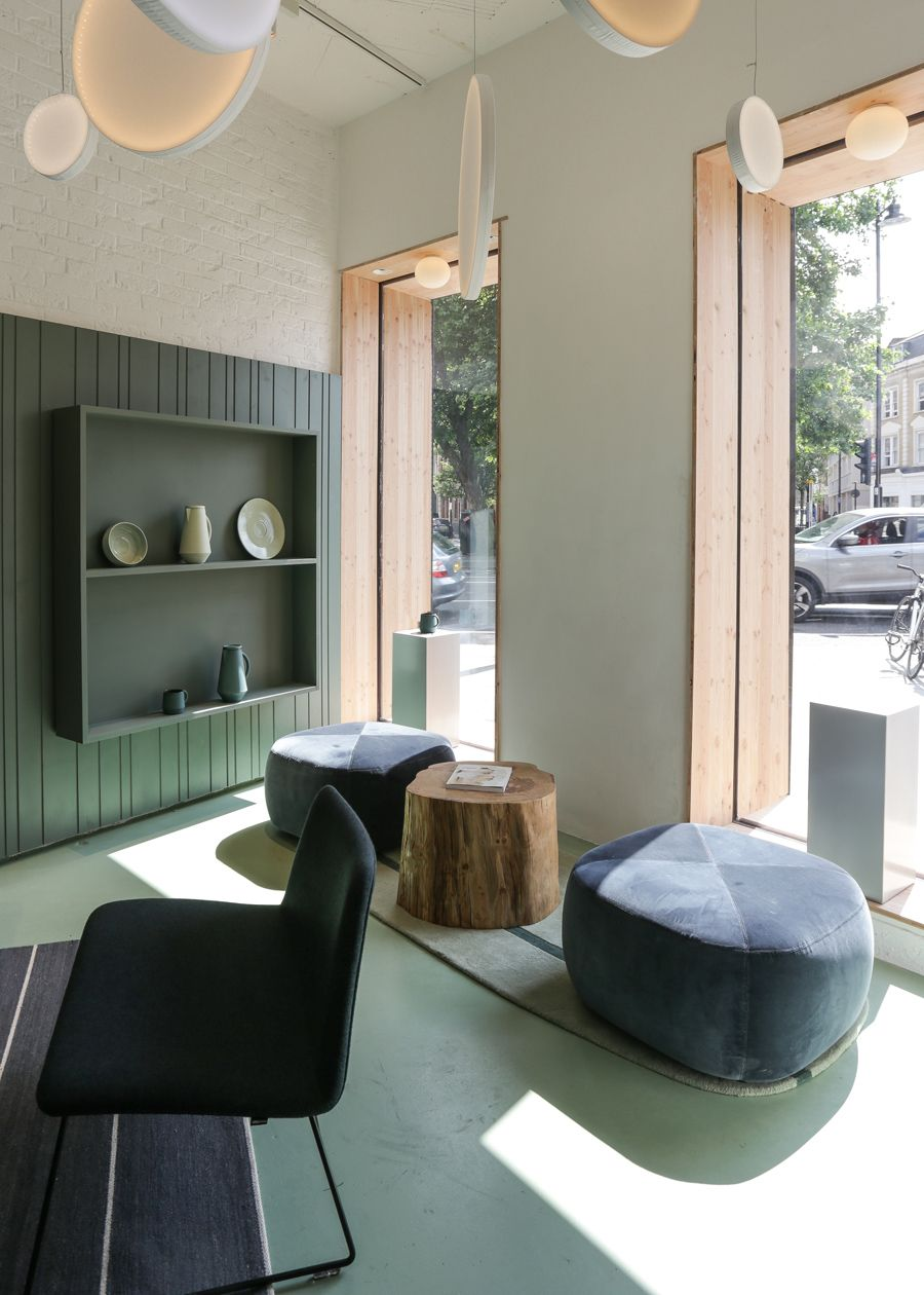 Shoreditch Design Rooms: Sans Pere: Coffee, Pastries And High Design In Shoreditch