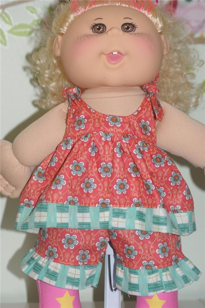 DOLL CLOTHES CABBAGE PATCH DOLL 14 INCH HIGH Cabbage