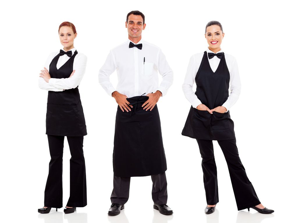 Line Art Uniform : Restaurant owners: fes offers and hospitality uniforms
