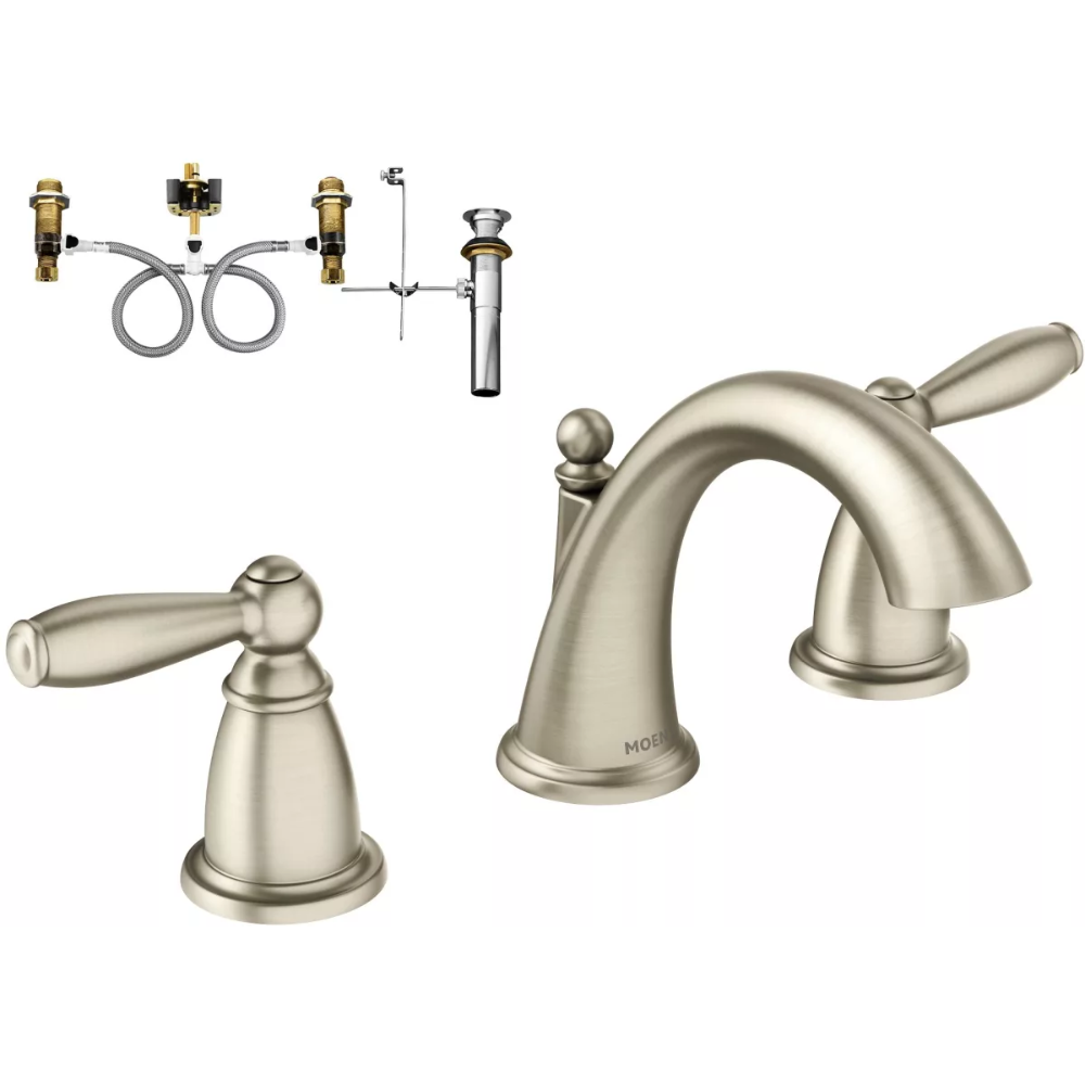 Moen T6620 9000 Build Com In 2020 High Arc Bathroom Faucet Widespread Bathroom Faucet Bathroom Faucets