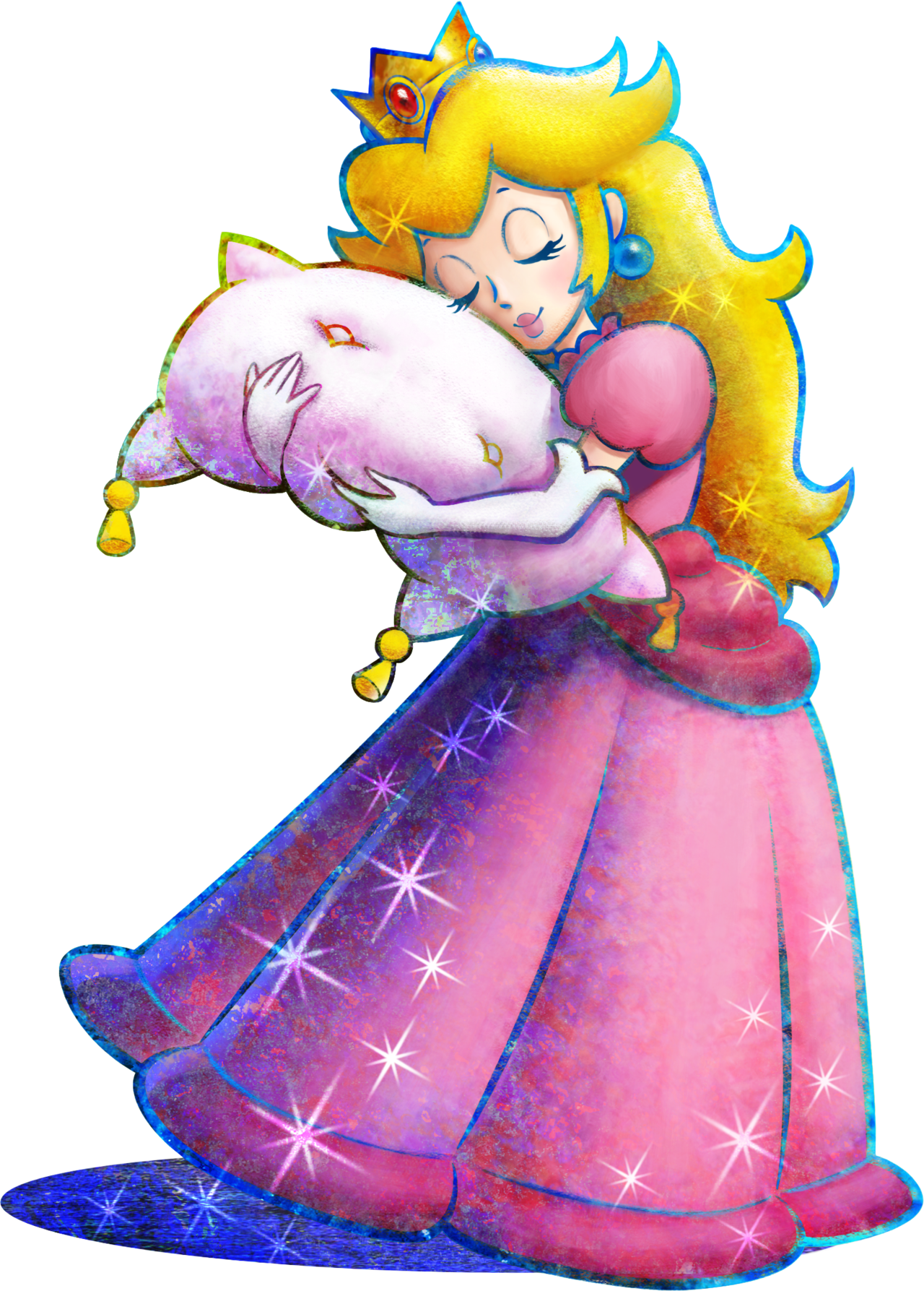 In gallery princess peach picture