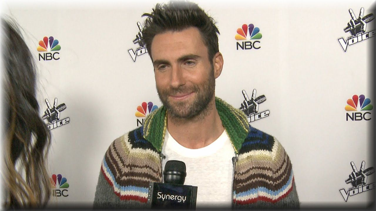 "Adam Levine | Trusting Chris Jamison with ""Sugar"" | The Voice Season 7 S..."