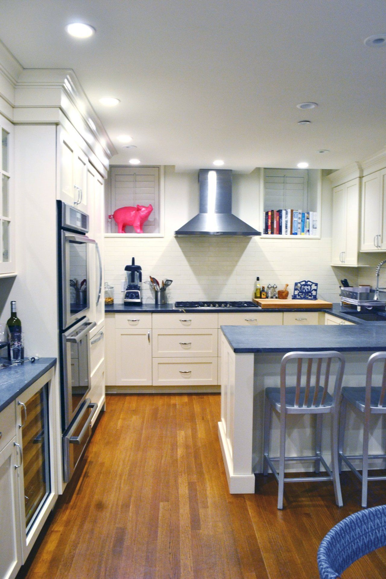 Abby S Fabled South End Townhouse Kitchen Inspirations Kitchen Style Home Kitchens