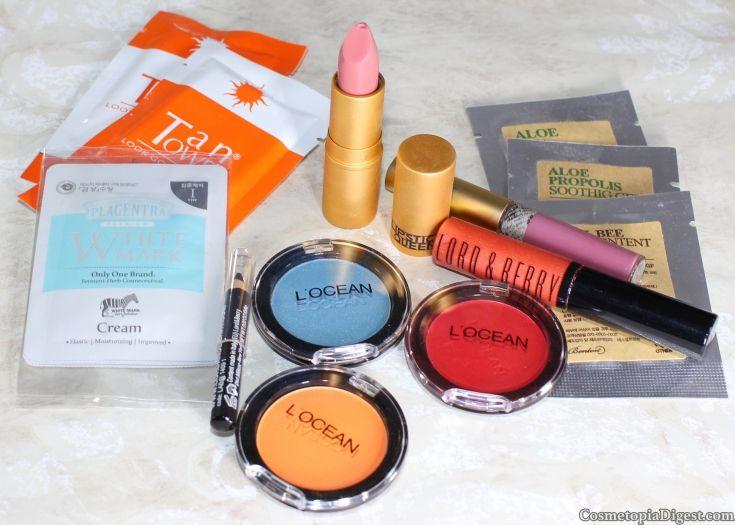 May Makeup Madness International Beauty Giveaway