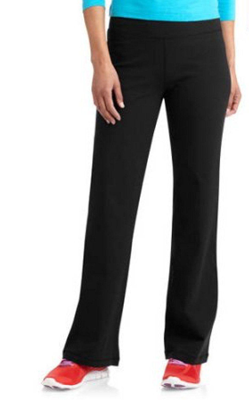 ab99e901be7 Amazon.com  Danskin Now Womens Dri-More Core Bootcut Yoga Workout Pants -  Regular or Petite (Small