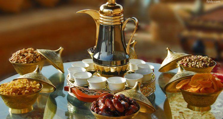 خدمة الضيافة العربية الكويت 99633015 أصول الضيافة Iftar Ramadan Arabic Coffee