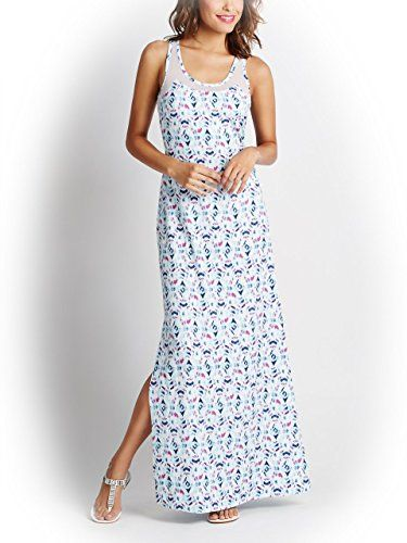 7490af1c61f1 G by GUESS Women s Lila Woven Maxi Dress
