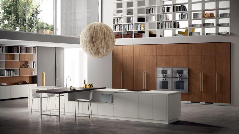 Mobili per cucina e soggiorno Scavolini | arquitectura y diseño ...