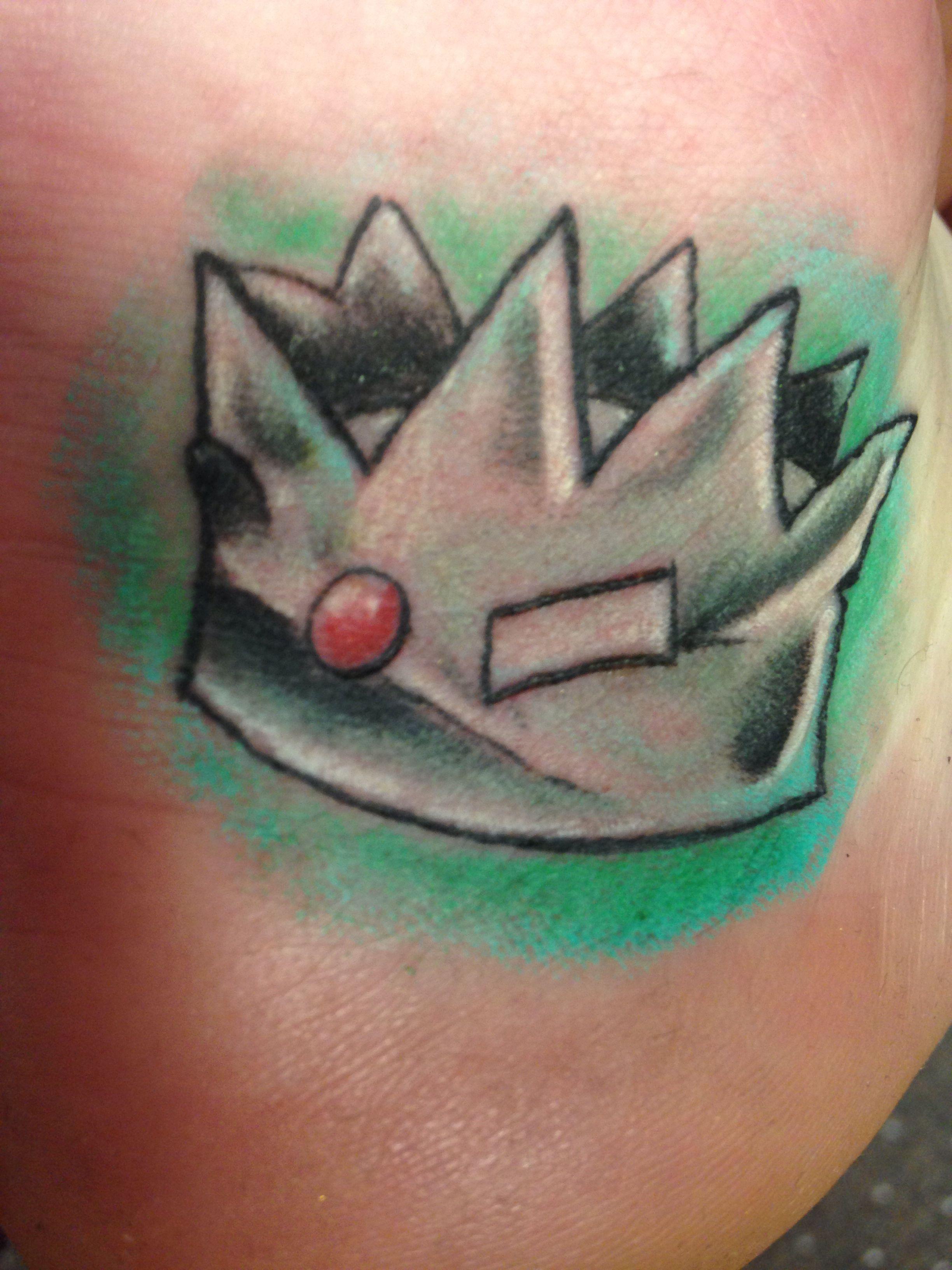 New Jughead Crown tattoo!