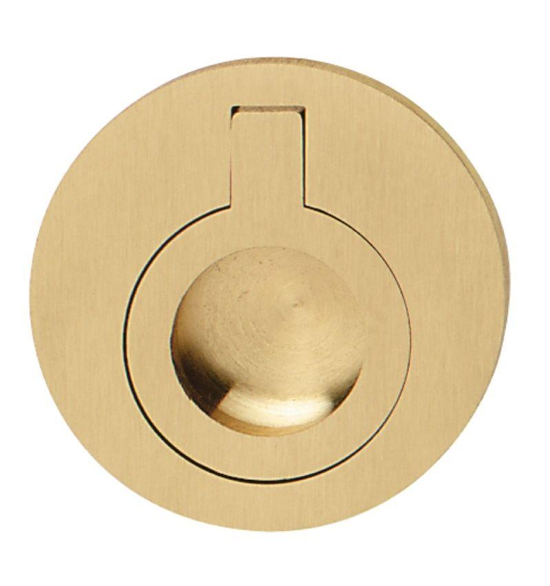 Ava S Dresser Makeover Drawer Pulls 2 Round Ring Pull Matte Brass Hafele Brass Cabinet Hardware Hardware