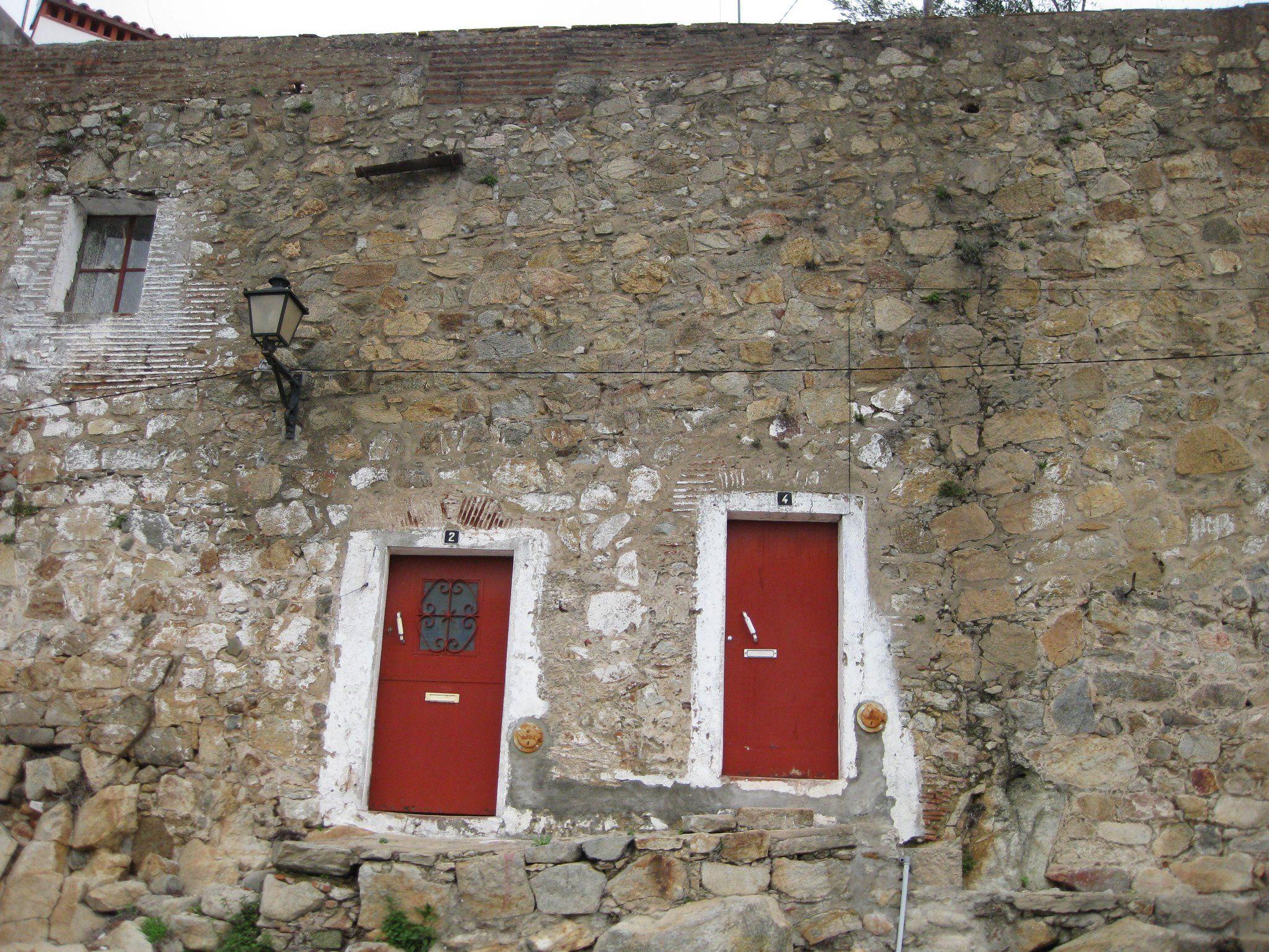 portas na muralha