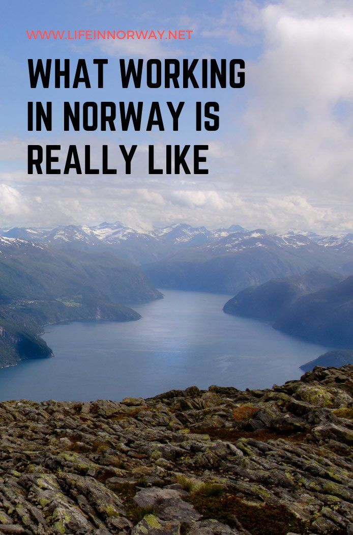What's It Really Like To Work In Norway? in 2020 | Norway. Trondheim. Norway fjords