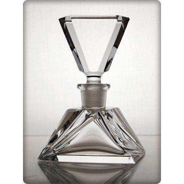 Berühmt FLACON DE PARFUM | Flacon de parfum Isabelle 10,7 cm. Cristal de  HW64