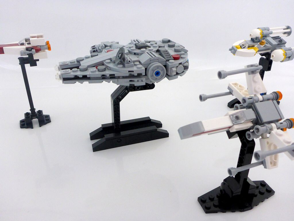 star wars micro fleet awesome lego builds pinterest. Black Bedroom Furniture Sets. Home Design Ideas