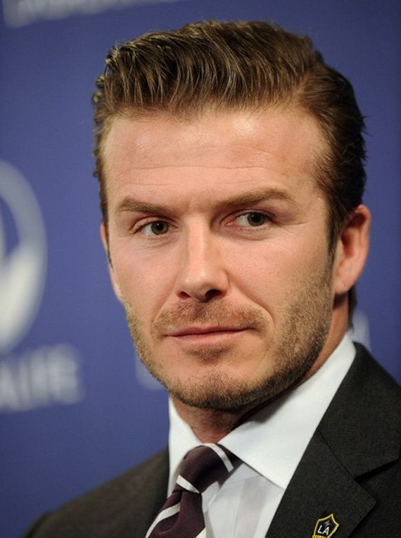 David Beckham Hairstyles David Beckham And Man Hair - Latest hairstyle of beckham