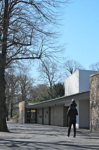 Aveling Centre, Lloyd Park ArchitecturePLB
